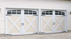 fix garage door houston
