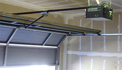 houston tx garage door installation